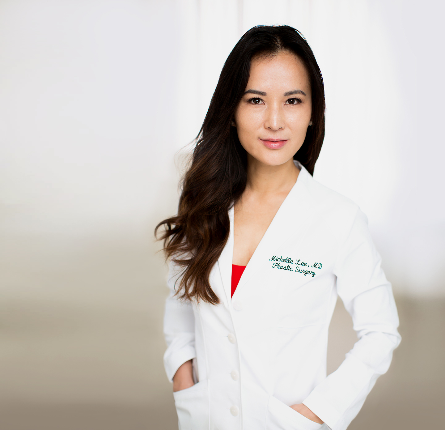 Beverly Hills plastic surgeon, Dr. Michelle Lee